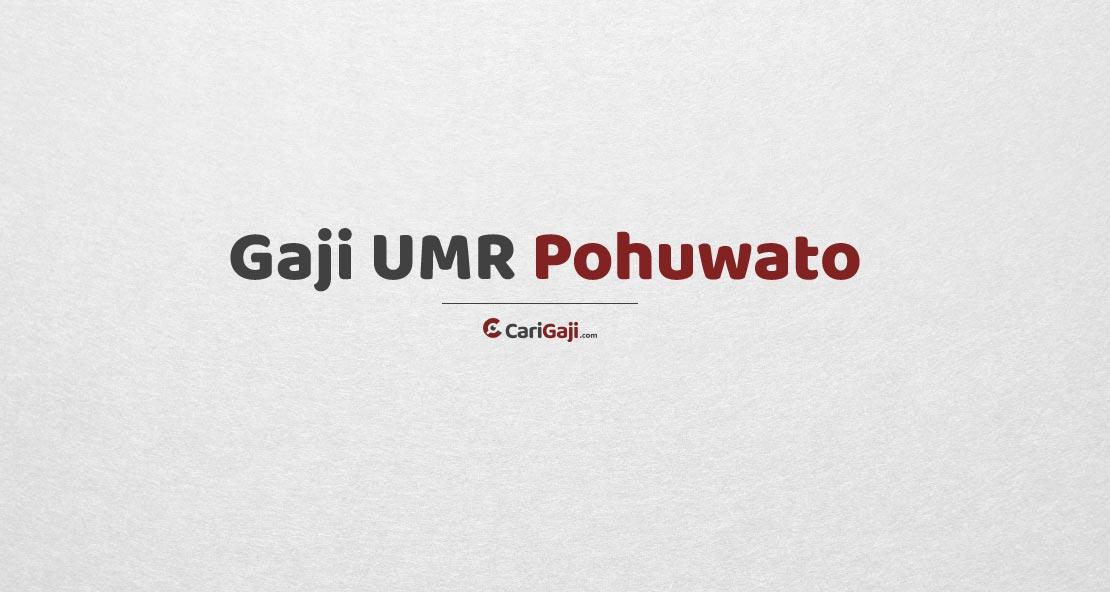 Gaji UMR Pohuwato